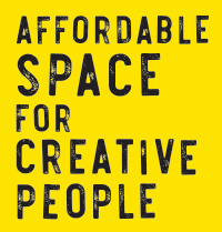 Affordable Space for Creative People